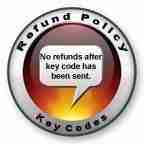 eLearning courses no refund policy logo