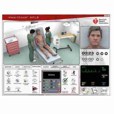 American Heart Association ACLS Online Course