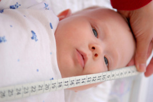 PEDI Slide Chart measuring child