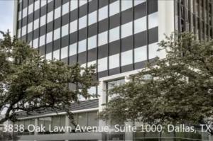 3838 Oak Lawn Ave Suite 1000 Dallas, TX 75219