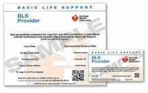 Basic Life Support eCard