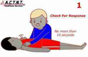 CPR Step 1-CPR Training Tool AHA Feedback Device